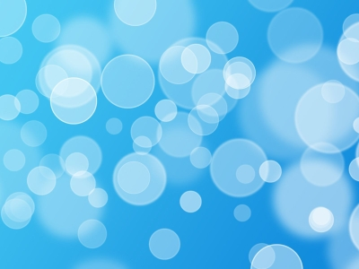 Blue Bubble Wallpapers