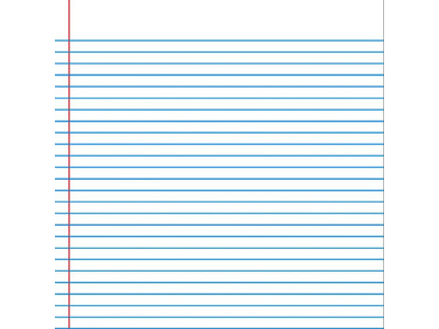 blue chisel notebook paper background #11826