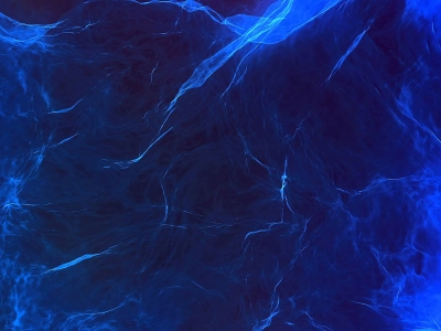 Blue Magical Background