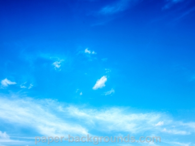 Blue Sky Different Background