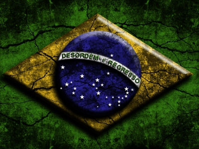 Brazil Flag Computer Wallpapers, Desktop Background