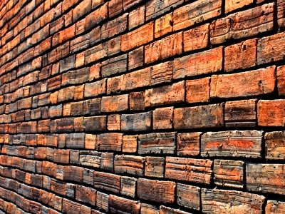 Brick Wall Background Powerpoint