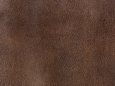Brown Leather Big Textures Background