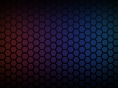 Cell Light Hexagon Shadow Background