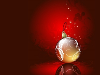 Christmas Ball Ornaments Hd Wallpaper