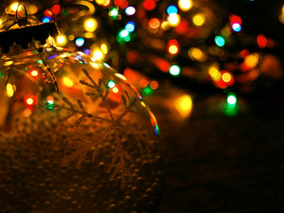 free Christmas Lights background #1659