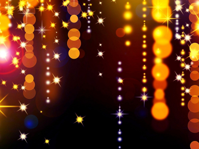 free Christmas Lights background Best #1648