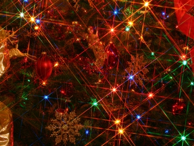 Christmas Lights free background Best #1652
