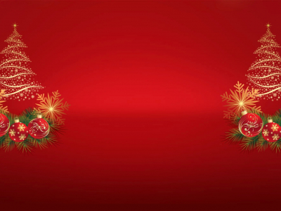 Christmas Tree, Noel Background