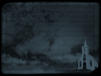 Church Ppt Background Template