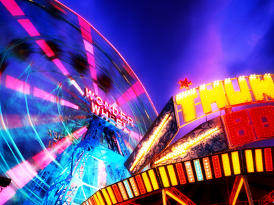 Circus And Carnivals Background Images