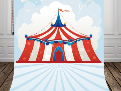 Circus Background Reviews