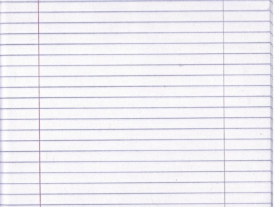 Classical Lined Paper Background