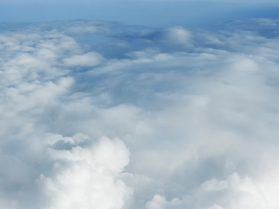 Clouds Background High-quality