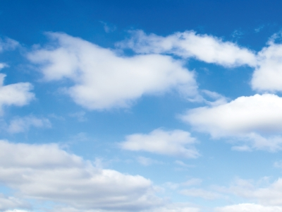 Clouds Background Ppt