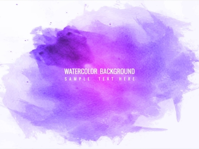 Colorful Watercolor Splash Background Hd