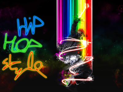 Colors Hip Hop Wallpaper