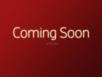 Coming Soon Sign Text Background