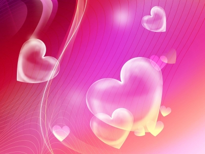cool hearts, valentine, wedding background #1151
