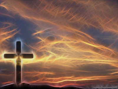 Cross Sky Christian Wallpaper