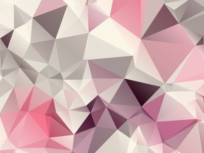 Crystal Geometric Background