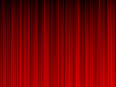 Curtain Tone Red And Black Background