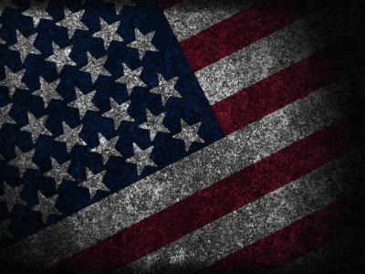 Dark American Flag Wallpaper Picture