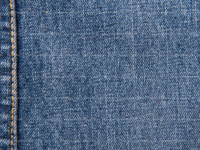 Denim Texture Presentations Ppt