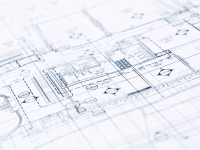 Design Blueprint Background