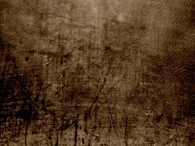Dirty Distressed Scratched Leather Texture Image