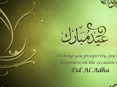 Free Background Best Eid Al Adha