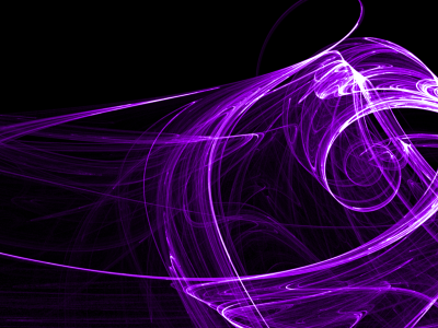 Electroc Purple Abstract Wallpaper