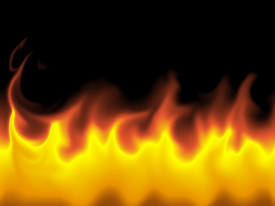 Fire Background Image