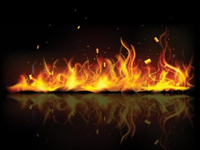 Computer Flame Wallpapers