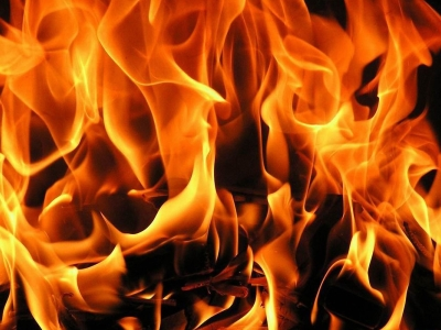 Clipart Image Flame