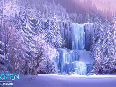 Frozen Photo