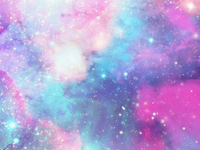 Background PC Desktop Galaxy