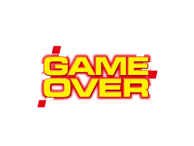 Game Over Png Background