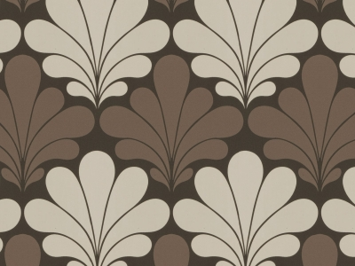 Gold Art Deco Wallpaper