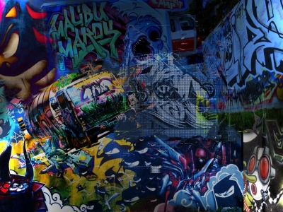 Graffiti Hip Hop Wallpaper Hd