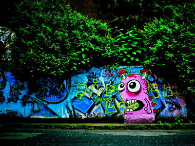 Graffiti Wallpaper Images