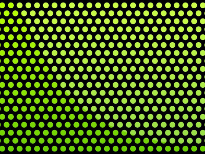 Green Background Pattern Dots