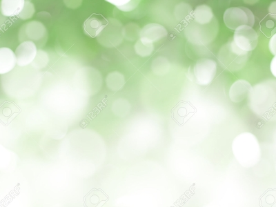 Green Blurred For Spa Background