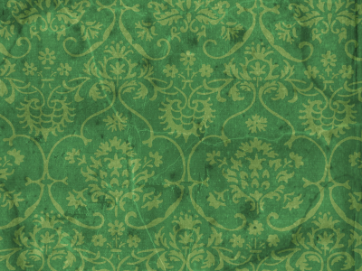 Green Colorfull Template Background