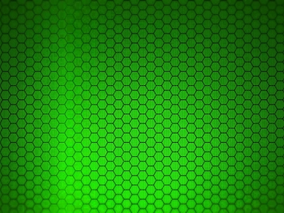 Green Screen Animation Hexagon Background