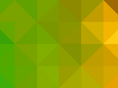 Green Triangles Background Pictures