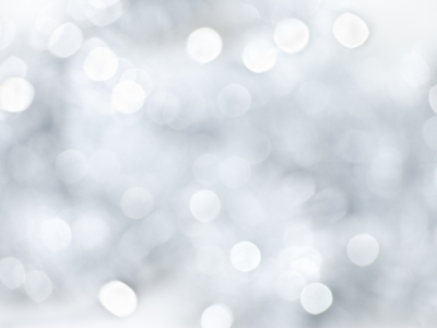 Grey Christmas Light Background
