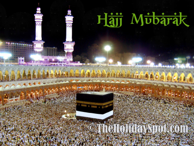 Hajj Template For Ppt