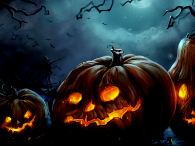 Background Hd Halloween Powerpoint