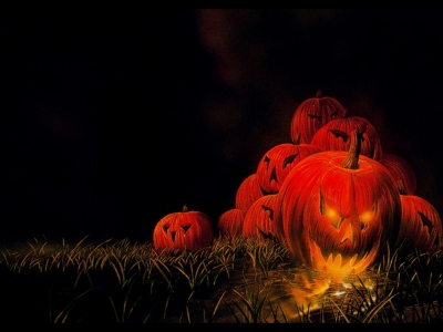 halloween powerpoint background design #898
